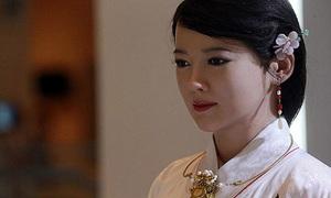 Robot mỹ nữ Trung Quốc tự nhận thông minh như con người