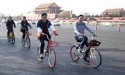 Chàng trai phát hoảng vì thuê xe đạp 20 phút mất 60.000 USD