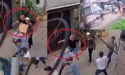 Gần 20 côn đồ truy đánh công nhân náo loạn đường Sài Gòn