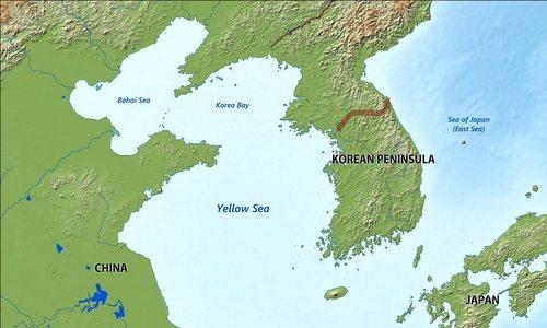 Biển Hoàng Hải
