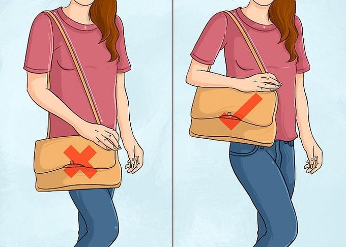 9 điều bạn cần nhớ để không bị móc túi