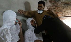 Pháp nói chính quyền Syria đứng sau cuộc tấn công bằng khí độc