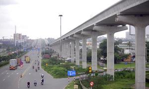 TP HCM đang nợ nhà thầu tuyến metro số 1 hơn 1.300 tỷ đồng