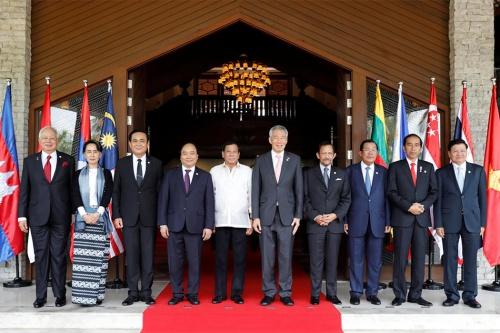 Các lãnh đạo ASEAN