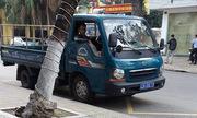 Dân gửi ảnh qua Facebook, Đà Nẵng phạt tài xế xe biển xanh