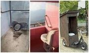 Những kiểu nhà vệ sinh bá đạo nhất hành tinh