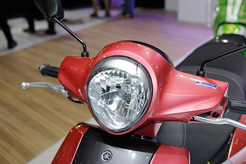 Chi Tiết Yamaha Janus Màu Hồng Mới Vnexpress