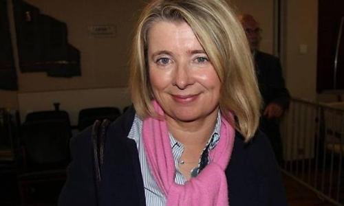 Bà Corinne Erhel. Ảnh: Ouest France.
