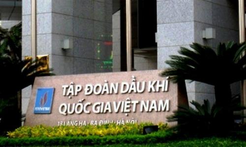 Ban thường vụ Đảng ủy Tập đoàn dầu khí quốc gia Việt Nam, giai đoạn 2009 -2015, được cho có những vi phạm, khuyết điểm nghiêm trọng.