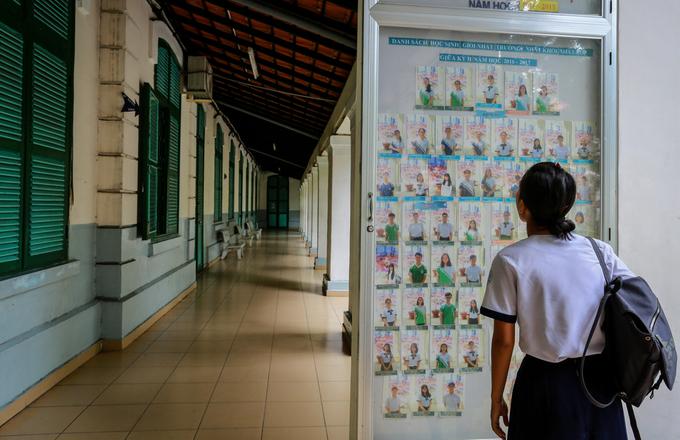 Trường trung học đào tạo nhiều người nổi danh ở Sài Gòn