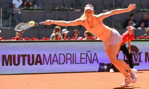 Maria Sharapova 2-1 Mirjana Lucic-Baroni
