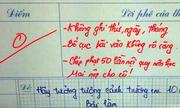 Bài văn 2.000 từ của học sinh lớp 2 khiến cô giáo ngán ngẩm