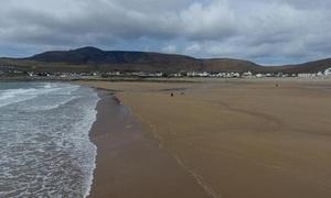 Bãi biển 300m trở lại sau 33 năm biến mất
