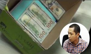 Ba bất minh tố giác kẻ cướp hơn 2 tỷ đồng trong ngân hàng