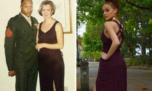 Xu hướng mặc váy mẹ đi dạ tiệc cuối cấp của nữ sinh Mỹ