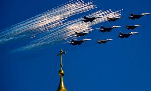 Nga duyệt binh mừng Ngày Chiến thắng