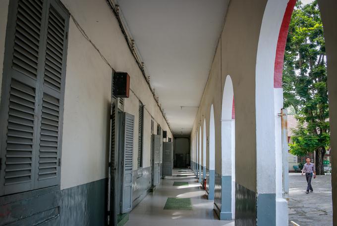 Trường nữ sinh lớn nhất Sài Gòn 100 năm trước