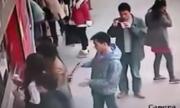 Những 'cao thủ' ăn trộm bị camera bóc mẽ