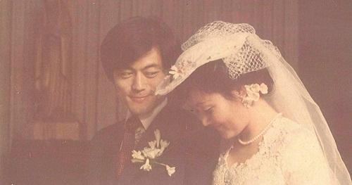 Đám cưới của Moon Jae-in và Kim Jung-sook. Ảnh: QQ.com