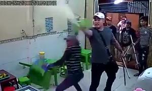 Côn đồ lộng hành ở Sài Gòn