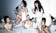 Lỗi photoshop ngớ ngẩn của sao Hàn khiến người xem bật cười