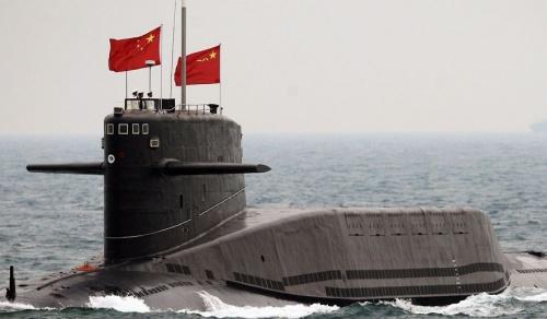 Một tàu ngầm của Trung Quốc. Ảnh: AsiaTimes