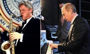 Tài âm nhạc của các lãnh đạo thế giới