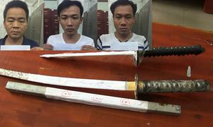 3 nghi can chém nhân viên shop thời trang ở Sài Gòn bị bắt