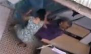 Con gái la mắng, đánh mẹ 90 tuổi gây phẫn nộ