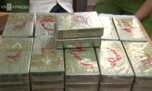 Nhận 100 triệu để chở 42 bánh heroin từ Lạng Sơn về Hà Nội