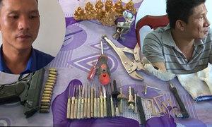 Kẻ đột nhập tiệm vàng ở Kiên Giang sau khi phá 3 lớp cửa