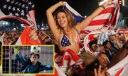 Cả nước Mỹ phát cuồng chàng thủ môn 5 lần cản phá penalty bằng mặt