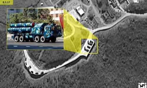 Trung Quốc đưa tên lửa ra Hải Nam