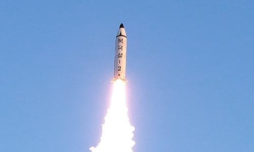 Tên lửa Pukguk