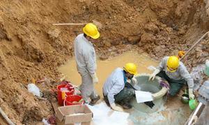 Đường ống nước sông Đà 'kéo' nhiều cán bộ Vinaconex vào lao lý