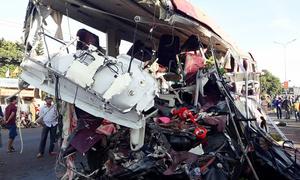 700 người chết do tai nạn giao thông trong tháng qua