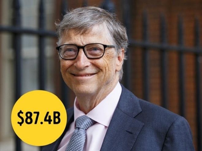 10 tỷ phú thế giới có đường học hành dang dở