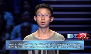 Màn đấu trí gây choáng váng của 'cậu bé Google' Việt Nam