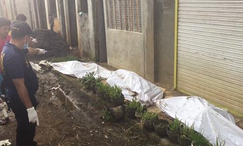 Dân thường thiệt mạng do giao tranh ở Marawi, Philippines. Ảnh: ABS-CBN News