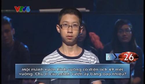 Cậu bé Google Việt Nam trà lời đúng mọi câu hỏi với tốc độ ánh sáng