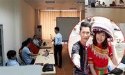 Chủ tịch hội đồng quản trị quỳ gối cầu hôn nữ nhân viên