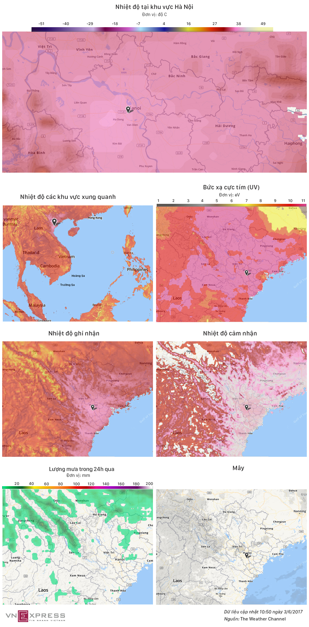 Hà Nội - chảo lửa vùng Đông Nam Á