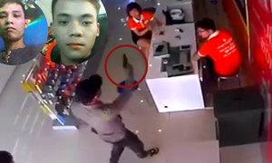 Hai nghi phạm dùng súng cướp cửa hàng điện thoại bị bắt