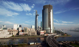 6 năm 'bất động' của cao ốc làm xấu mỹ quan TP HCM