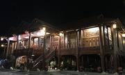 Đại gia Điện Biên làm nhà sàn gỗ lim 200 tỷ đồng