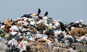 Áp lực rác thải của TP HCM