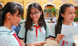 Đáp án các môn tuyển sinh lớp 10 tại TP HCM