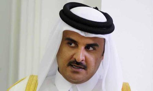 Vua QatarTamim bin Hamad Al Thani