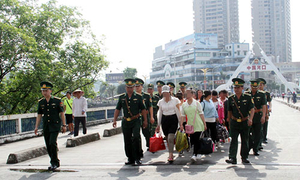 11 thiếu nữ bị lừa bán sang Trung Quốc