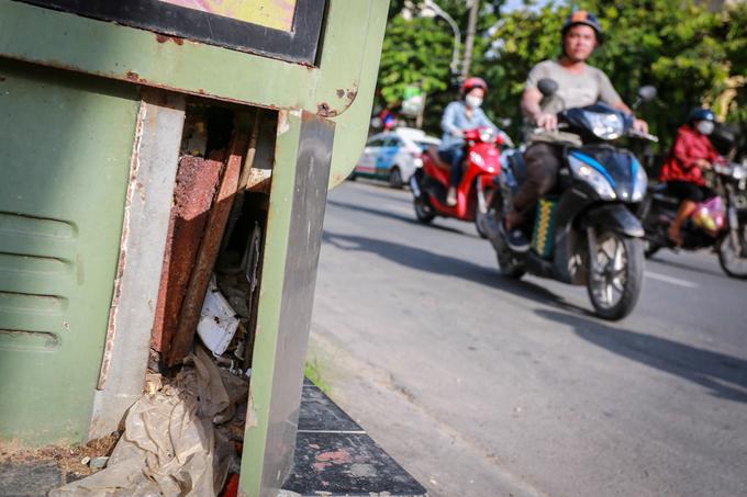 Hàng loạt trạm thông tin du lịch ở TP HCM bị 'đắp chiếu'